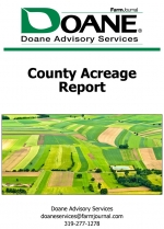 Doane County Acreage: Field Crops Report