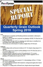 Pro Farmer's Grain Outlook Report: Spring 2018