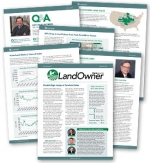 LandOwner Newsletter - 1yr Subscription