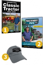 Machinery Pete 3-Pack