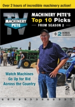 Machinery Pete TV: Season 2 DVD