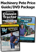 Machinery Pete Book + DVD Combo Pack