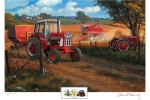 Red Harvest Limited Edition Print