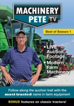 Machinery Pete TV Best of Season 1 DVD